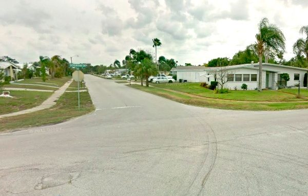 A 1-month-old child was found unresponsive Sunday in Sebastian.