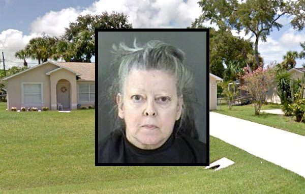 Woman tells Sebastian Police Department that demons made her do it.