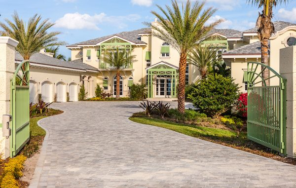 Oceanfront estate auction through Concierge Auctions in Vero Beach.