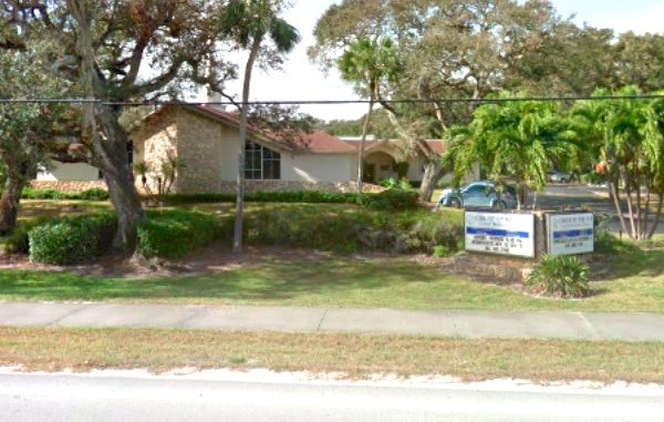 Police investigate criminal mischief complaints at Christ by the Sea in Vero Beach.