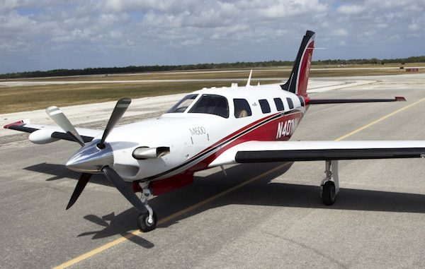 CTP Invest buys first Piper M600 from Vero Beach.