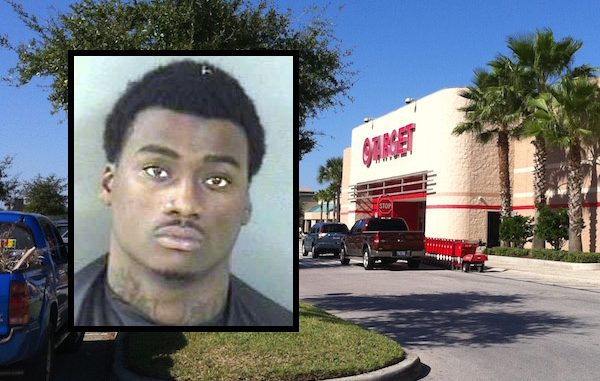 Man leads Indian River Sheriff's deputies on chase from Target in Vero Beach.