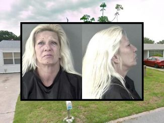 Woman stabs boyfriend after running out of beer in Vero Beach.