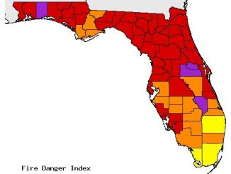 More than 100 wildfires prompted Gov. Scott to declare State of Emergency.