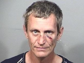 Barefoot Bay man arrested for battery domestic violence in Micco.
