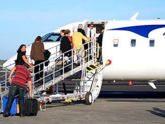 Vero Beach passengers fly nonstop to Ashville using Elite Airways.