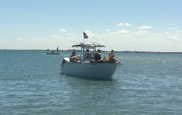 National Safe Boating Week is May 20 - 26