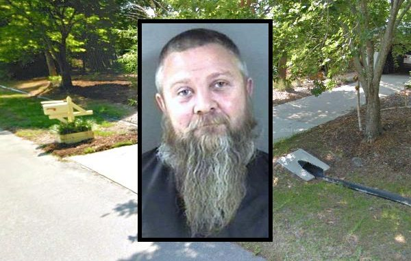 Man urinates inside neighbor's mailbox in Sebastian.