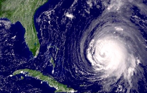 five to nine hurricanes with winds of 74 mph or higher this season.