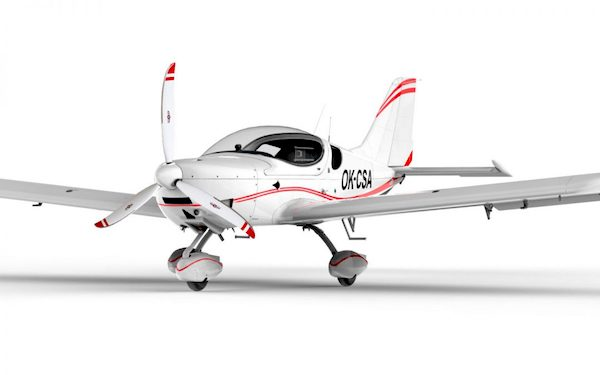 Czech Sport Aircraft will soon build planes at the Sebastian Municipal Airport.