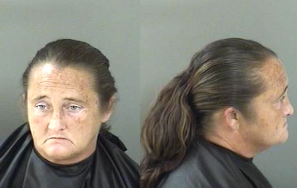 Woman arrested after forging check in Sebastian.