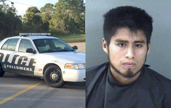 Fellsmere man arrested for DUI with only a Mexican passport.