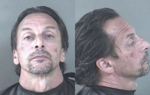 Motorcyclist arrested for reckless driving in Vero Beach.