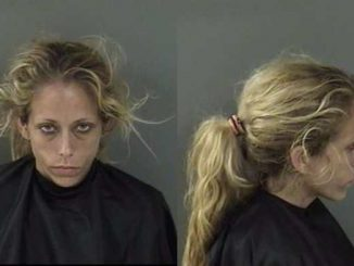 Vero Beach woman arrested after leaving child at Kountry Kitchen.