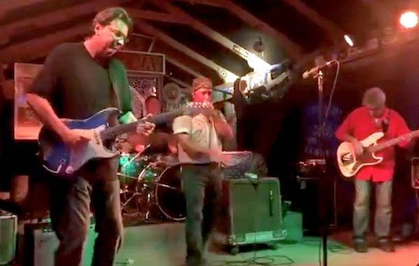 Natty Bos is a great blues band who recently played at Earl's Hideaway Lounge in Sebastian.