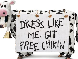 Chick-fil-A will be handing out free sandwiches in Vero Beach.