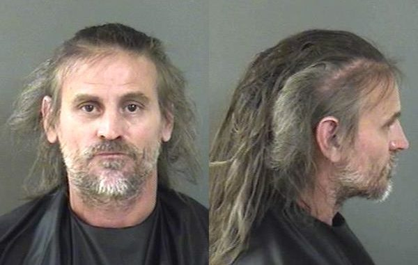 Man stabs walls and threatens wife in Vero Beach.