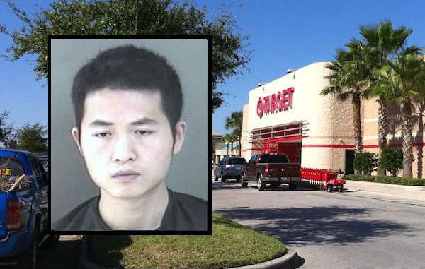 Flight school student in Vero Beach steals Olay cosmetics from Target.