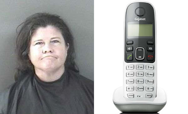 Vero Beach woman arrested on stalking charges after leaving multiple messages on victim's voicemail.