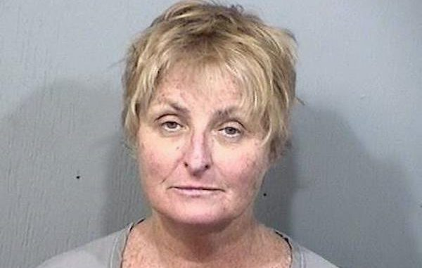 Woman charged with domestic violence at a Barefoot Bay home in Micco.