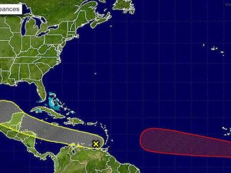 Indian River County Emergency Services and the National Hurricane Center are closely monitoring two systems.