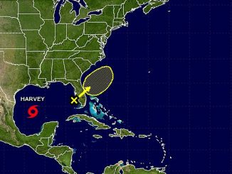 Invest 92L continues to move north and may pass Sebastian and Vero Beach.