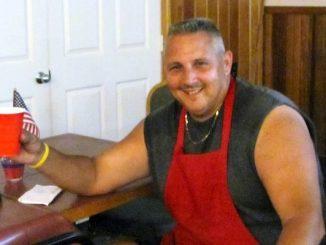 Wayne Snow benefit at Sebastian Elks Lodge.