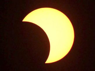 Sebastian and Vero Beach will experience a partial solar eclipse in the afternoon.