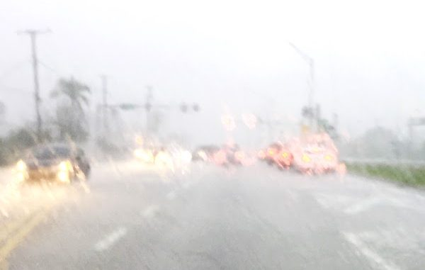 More rain in the forecast for Sebastian and Vero Beach.