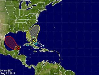 Sebastian and Vero Beach will experience Tropical Wave Invest 92L this week.