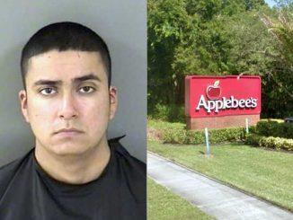 Vero Beach deputies use Facebook to resolve theft case at Applebee's.