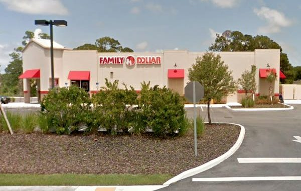 Man points gun at employees at Family Dollar in Vero Beach.
