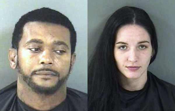 Vero Beach couple caught with heroin.