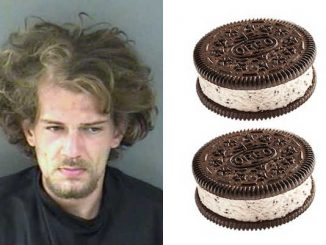 Vero Beach man arrested for stealing two Oreo ice cream sandwiches from Target.