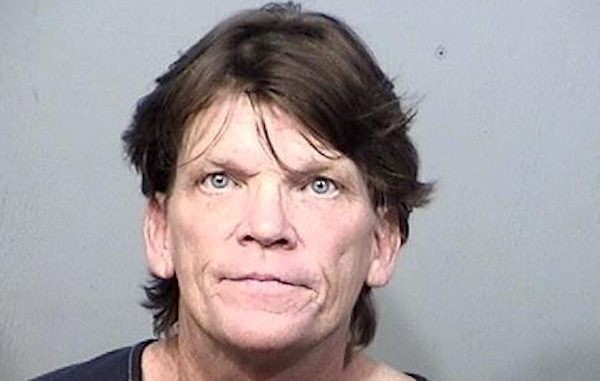 A Barefoot Bay man was arrested earlier this morning on charges of battery domestic violence.