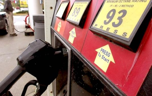 Sebastian and Vero Beach will be lower gas prices below $2 a gallon by Christmas.