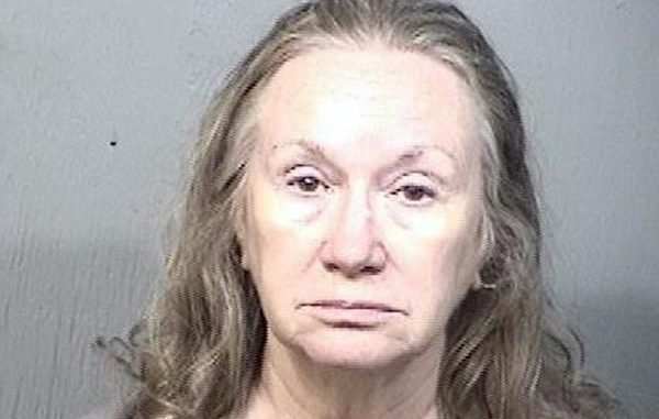 A woman stabs her husband with a pair of scissors after a verbal altercation in Micco.
