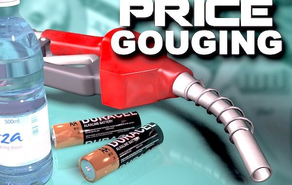 If you suspect price gouging during Hurricane Irma in Sebastian or Vero Beach, call the hotline.