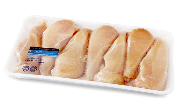 Buy 1 Get 1 Free chicken breast at Publix in Sebastian and Vero Beach.