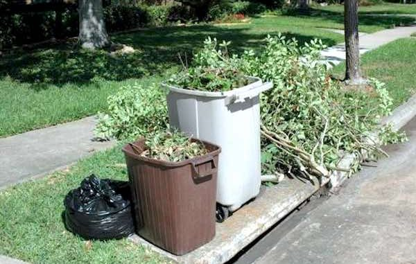 Yard waste and debris pickup schedule for Sebastian and Vero Beach.