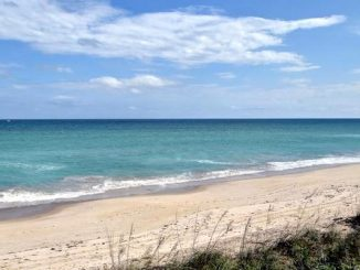 Police continue to search for a missing man who may have drowned off the coast of Vero Beach.