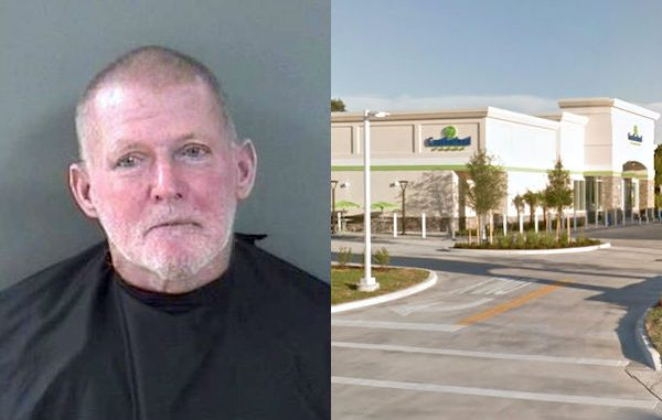 Man keeps returning to the same places he's already been trespassed in Vero Beach.