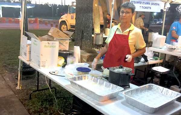 The Sebastian Clambake Festival 2017 gets underway from Nov. 3 through Nov. 5 at Riverview Park