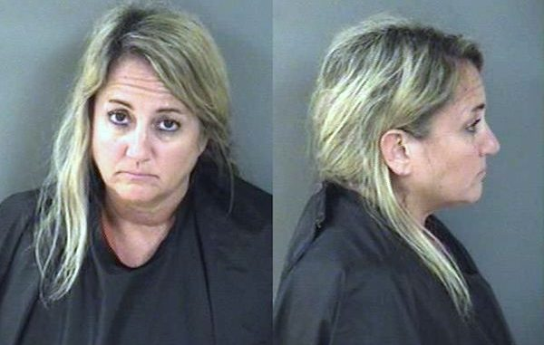 A paralegal in Vero Beach has been arrested again on felony charges.