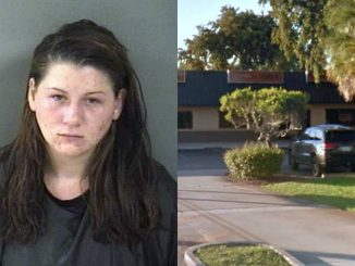 Police were called out to Filthy's Bar in Vero Beach in reference to a disturbance.