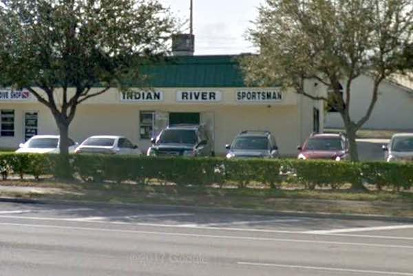 Fire At Indian River Sportsman Indoor Target Range
