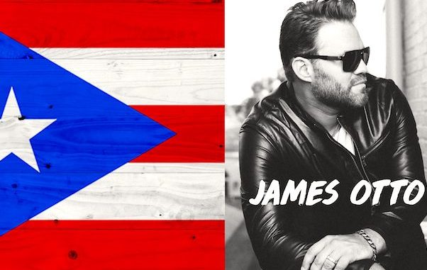 James Otto will offer a free concert to help Puerto Rico at Captain Hiram's Resort.