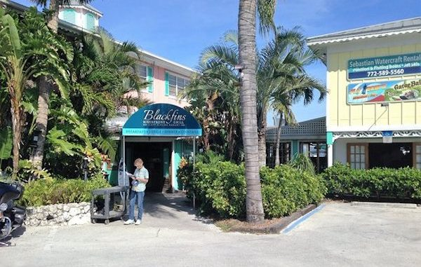 Blackfins River Front Grill in Sebastian will be offering a Thanksgiving Dinner.