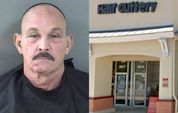 Sebastian man caught burglarizing Hair Cuttery.
