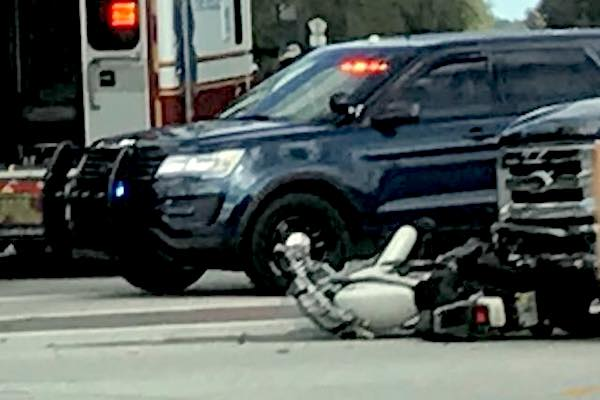 Fatal Motorcycle Accident Involving Truck On Sebastian ...